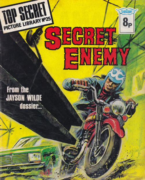 Top Secret Picture Library