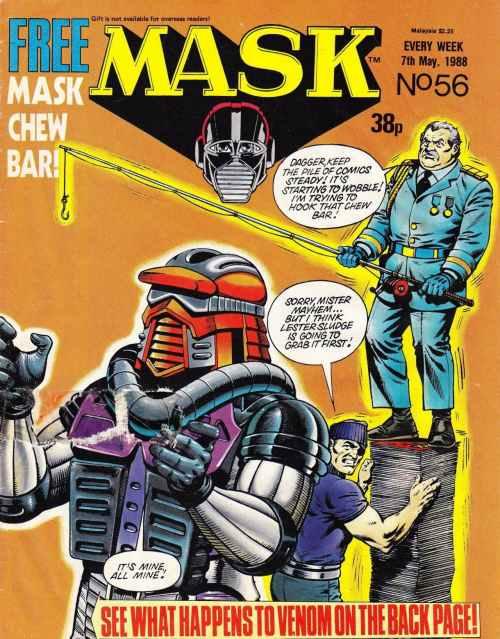 Mask | British Comics