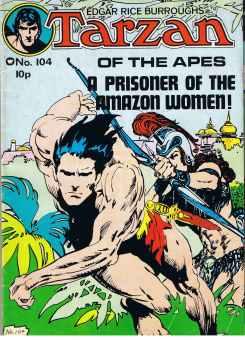 Tarzan | British Comics